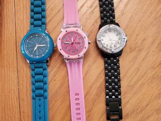lot of 3 Womans Fashion Watches