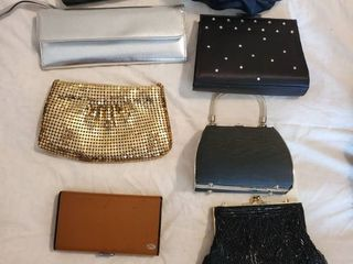 lot of Cute Fashion Clutches