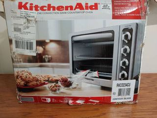Kitchen Aid Countertop Convection Oven