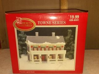 Towne Series lighted House