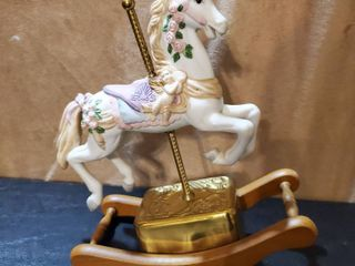 GIFTED Rocking Musical Horse  Tested and Working