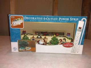 Decorative Christmas Power Strips