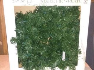 24 inch light Noble For Wreath