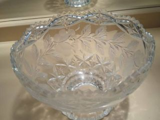Crystal Candy Bowl