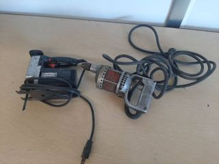 Jig Saw and Drill