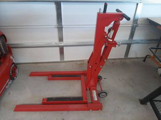 High Position Motorcycle lift