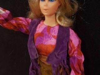 1971 72 live Action Barbie