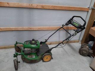 John Deere lawnmower
