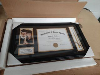 Graduation Diploma Frame