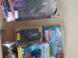 Titanic Doll   Box is Damaged   Phone Case and Train Toy