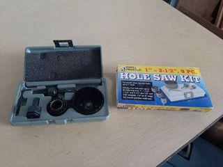 Drill Master 9pc Hole Saw Kit