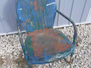 Vintage Bayou Chair