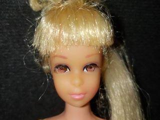 Francie Grow Pretty Hair Blond Doll 1971 73