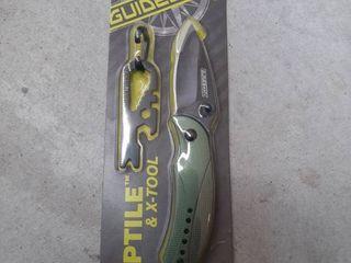 Guidesman Reptile And X tool Folding Knife