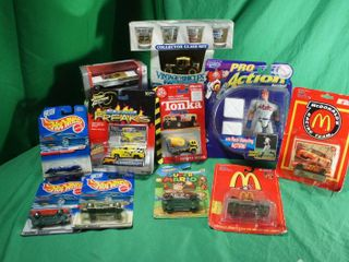 lot of Misc Collectibles   Mostly Cars