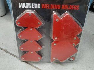 6 Piece Magnetic Welding Holders