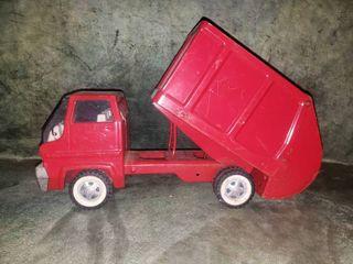 Rare 1960 s Tonka Gas Turbine Sanitation Garbage Truck