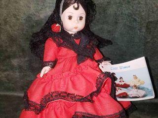 Madame Alexander Spain Doll w Box