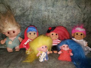 Cute Collectible Troll Dolls