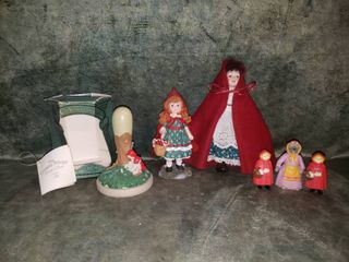 little Red Riding Hood Variety lot