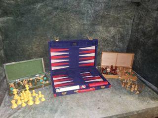 Classic Chess   Backgammon Sets