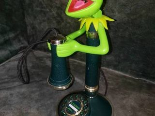 Working Kermit the Frog Telephone
