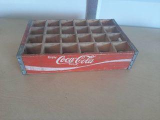 Wooden Coca cola Crate