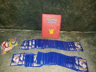 Hundreds of Pokemon Cards