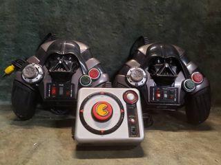 2 Star Wars Darth Vader   1 Pac Man Plug And Play TV Video Games