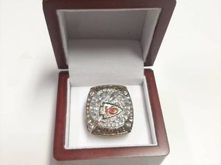 KC Chiefs Replica Championship Ring