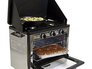 Camp Chef 10 600 Btu Camp Stove with Oven