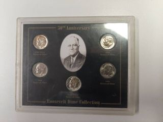 Roosevelt Dime Collection