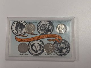 American Nickel Collection