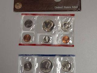 1985 Mint Set   P and D Mint Marks