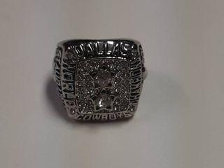 Dallas Cowboys Replica 1977 Championship Ring