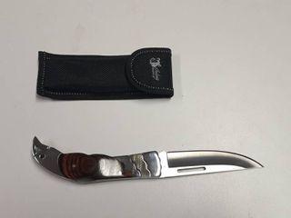 Folding Knife in Case