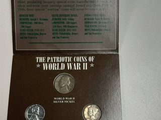 Patriotic Coins of WWII