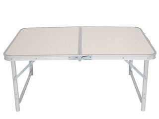 Portable Aluminum BBQ Picnic Party Camp Folding Dining Table