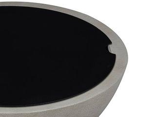 Alta large Aluminum Fire Bowl lid   38 5 x 38 5 x  2 Retail 251 49