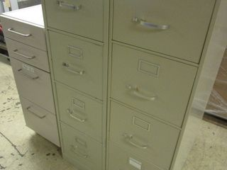 FIlE CABINETS  STEElCASE  HON BRAND
