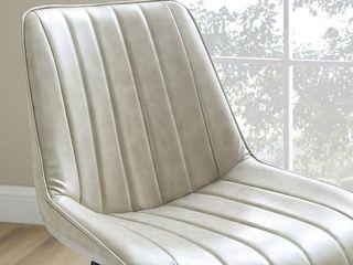 Carson Carrington Kalixfors Modern Upholstered Dining Chairs  Set of 2