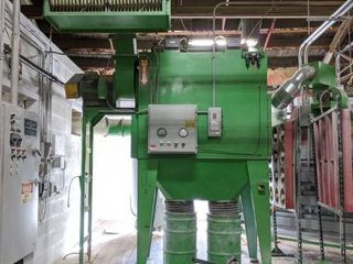 Industrial Dust Collector  Buyer Responsible For Removal