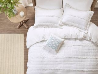 Copper Grove Burwell Duvet Cover and Coverlet Set  Retail 89 98