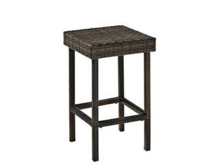Wicker Outdoor Bar Stool Palm Harbor  2 pack