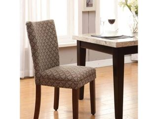 HomePop Parsons Dining Chair