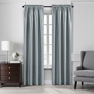 Colette Faux Silk Blackout Window Curtain