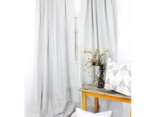 American Colors Brand Heritage Cotton Curtain Panels Wheat   120 Inches