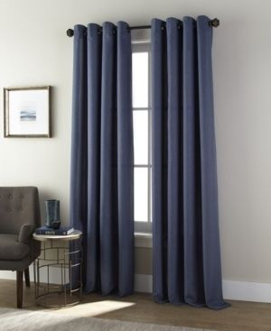 Nanshing Ephron Grommet Single Curtain Panel