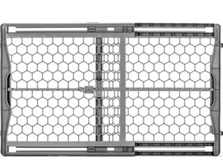 Regalo Expandable Saftey Gate Gray  B3
