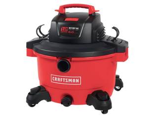 Craftsman 12 Gal Corded Wet Dry Vacumm  C1
